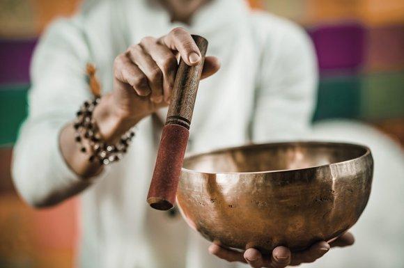 Massage Grand lâcher prise et bols tibétains